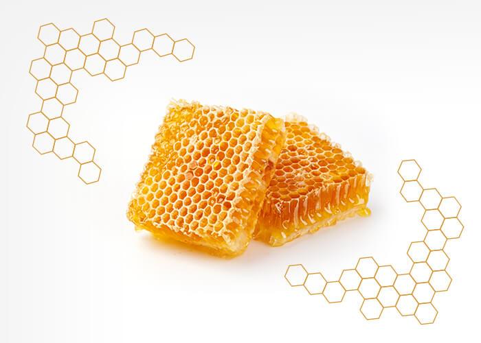 naturalny wosk pszczeli swiece almond